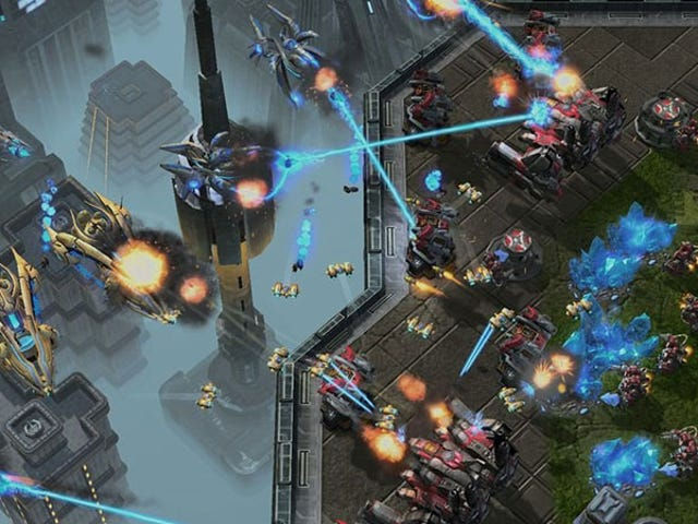 StarCraft Players Forced To Re-Do Matches After Tournament Gets Seeded Wrong