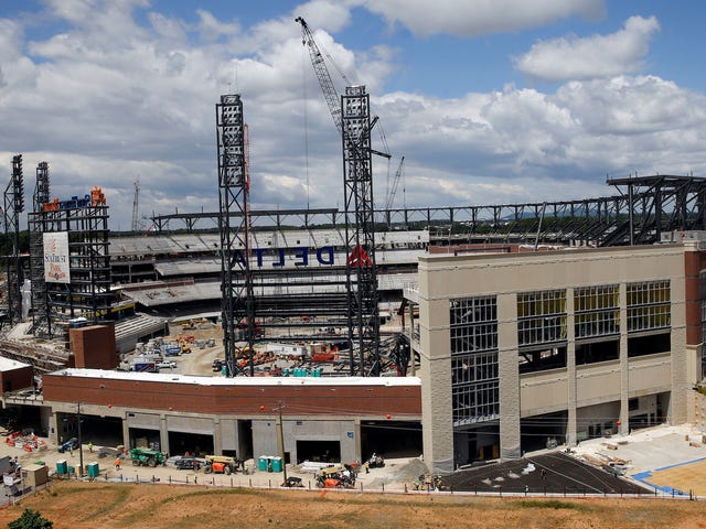 Οι Braves πηγαίνουν σε γελοία μήκη για να συμπιεστεί κάθε Dime Out Cobb County