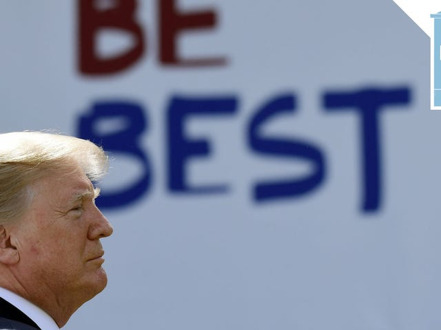 Trump Hypes Вівторок Іран Угода, так що ми можемо всі шукати в цьому