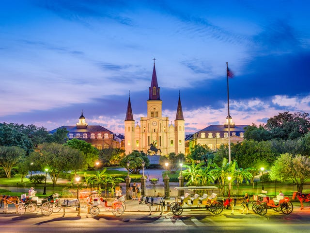 It's Official. New Orleans Is My Favorite City in America. Here Are 10 Reasons Why