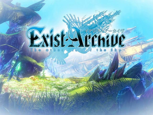 Exist Archive: The Other Side of the Sky Coming to NA on October 18, 2016 For PS4 and PSVita