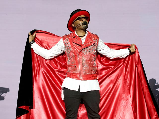 'Bout Time: Teddy Riley reçoit une étoile sur le Hollywood Walk of Fame