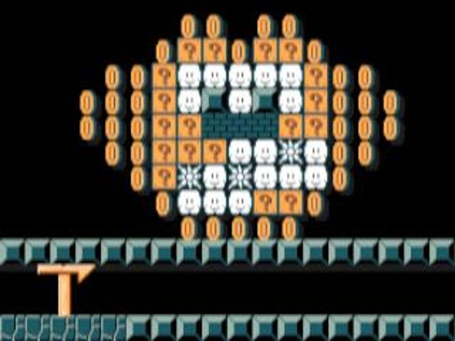 The Mystery Mushroom: Recreating Donkey Kong in Super Mario Maker