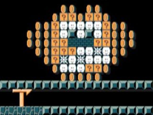 The Mystery Mushroom: Recreating Donkey Kongin Super Mario Maker
