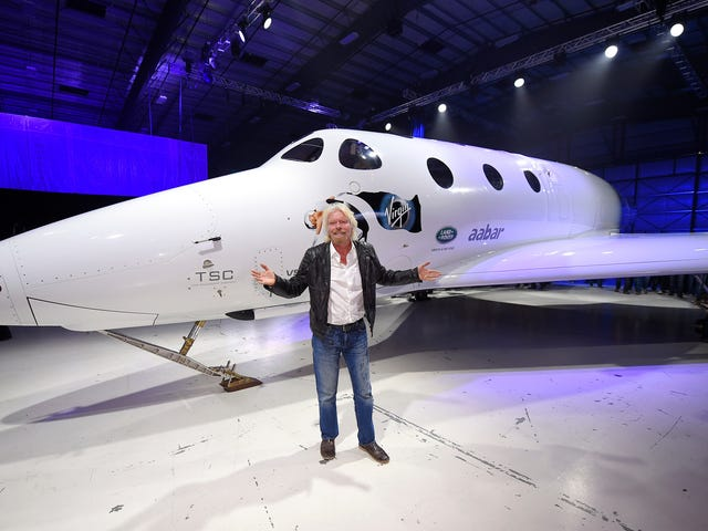 Lanzar a personas ricas al espacio es mejor negocio que Uber, de alguna manera