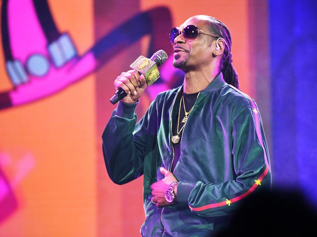 Snoop, Please Spare Us Your Rage About Trump, Mr. 'Bitches Ain't Shit'