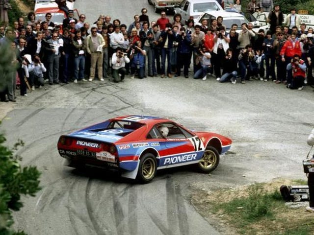 Rally Flashback: Tour de Corse 1982