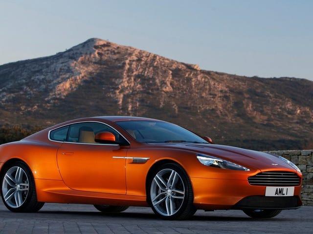 Du har allerede glemt alt om Aston Martin Virage