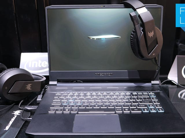 Det nye magiske nummer til gaming-bærbare computere er 300Hz