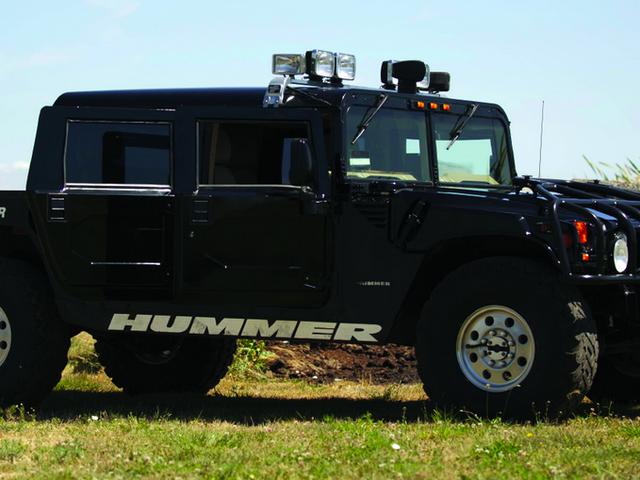 L'Insanely Badass Hummer H1 di Tupac è di nuovo in vendita