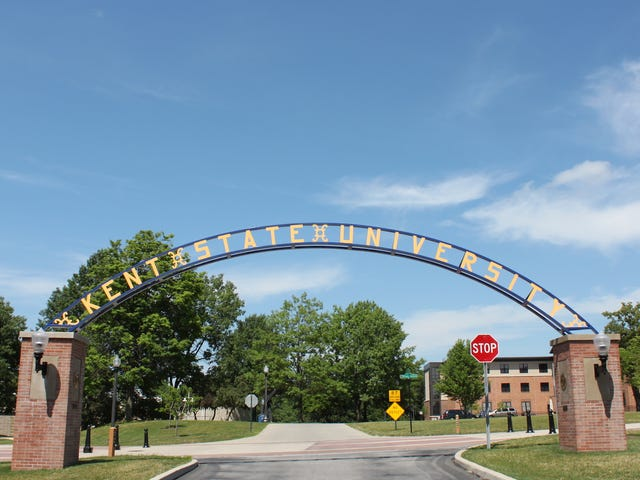 Lawsuit: Kent State Helped Cover Up Rape By Softball Coach's Son