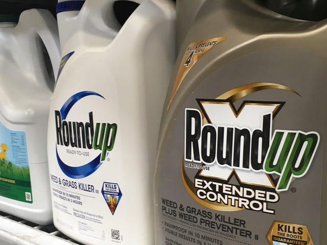 Judge Slashes Payout in Roundup Lawsuit, But Calls Monsanto's Conduct 'Reprehensible'