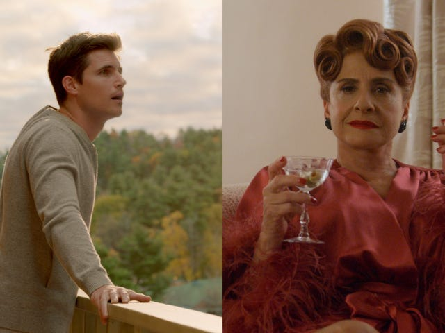 Greg Daniels visits the afterlife while Ryan Murphy heads to Hollywood