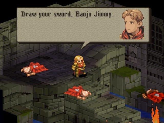 The True Final Fantasy Tactics Starts Here