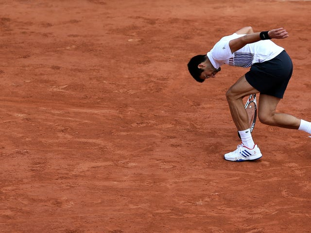 Novak Djokovic Fick Wrecked