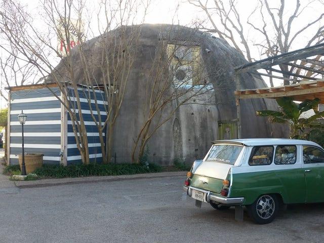 I found Patrick Star's house.