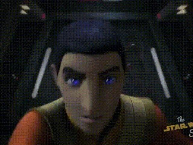 Ezra's có một diện mạo mới và một thanh kiếm ánh sáng mới trong Clip đầu tiên của Star Wars Rebels Season 3