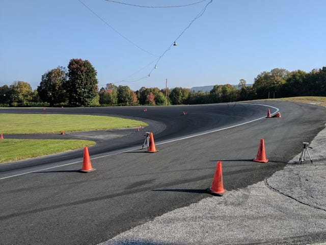 I too went autocrossing today