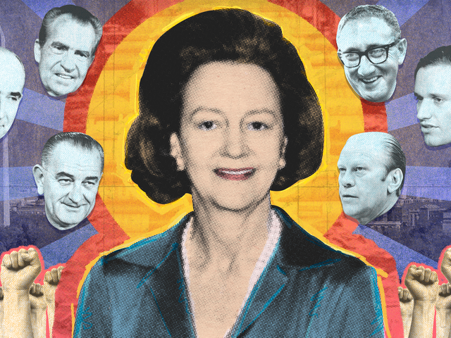 Katharine Graham Was Not To Be Fucked With