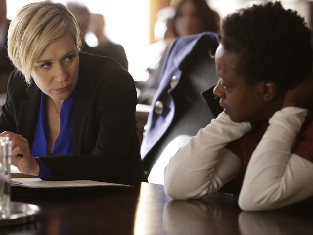 """How To Get Away With Murder"" Season Three, Episode 12 Recap: (""Go Cry Somewhere Else"")"