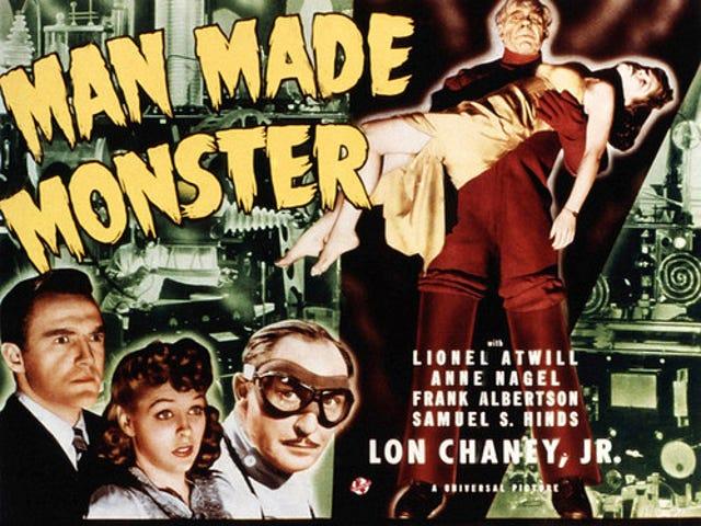 Рукотворне чудовисько (1941)