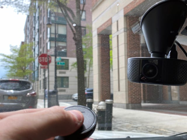 Vava's 4K Dash Cam Helped Me Capture the Lawless, Empty Streets of NYC