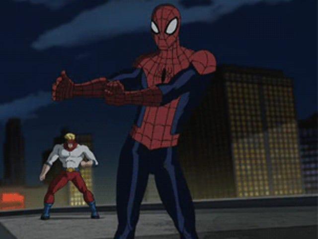 Новый Человек-паук был брошен.