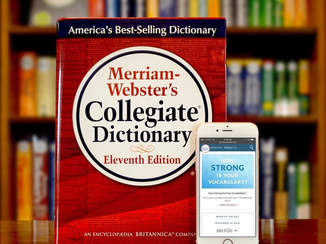 """Merriam-Webster refines definition of """"racism"""" to help shut the assholes up"""