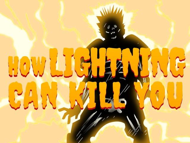 The Many Ways Lightning Can Kill You