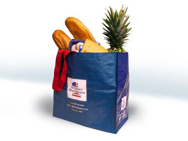 Как избавиться от ваших худших многоразовых продуктовых сумок