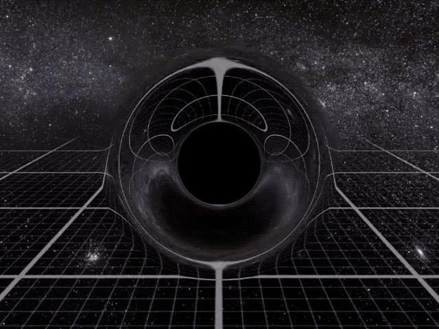 La comparación del tamaño de los agujeros negros te haras reconsiderar la palabra supermasivo