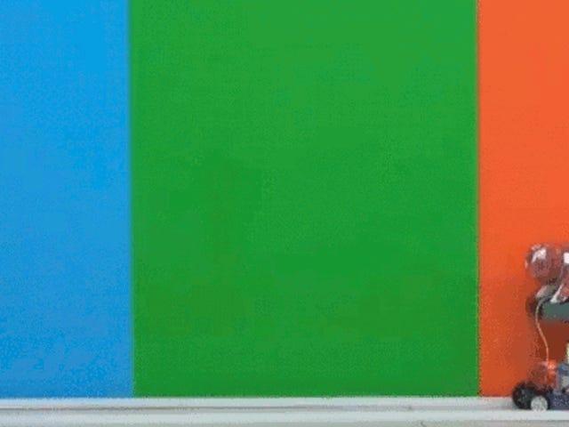 Αυτό το ρομπότ αλλάζει χρώμα σαν ένα χαμαιλέοντα