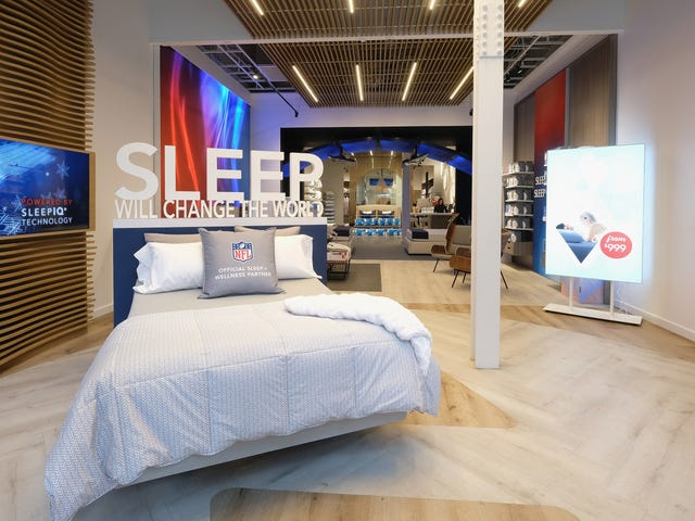 Sleep Number Denies Recording Users in Their Beds, Calls Creepy Privacy Policy 'an Error'