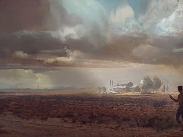 Το Fornorn Future του <i>Logan</i> έρχεται στη ζωή σε αυτή την εντυπωσιακή τέχνη