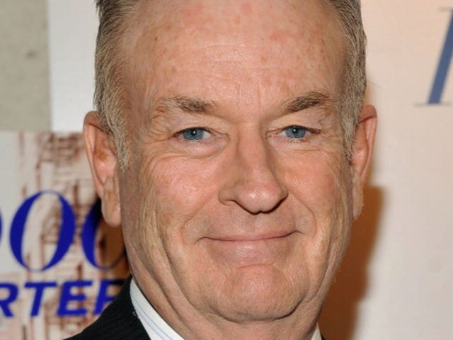 Bill O'Reilly's Career Is Proof That A Broken Clock Is Always Right If Its White