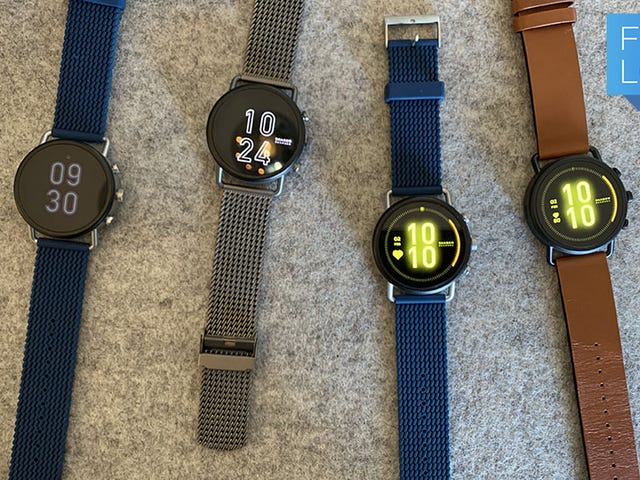 It's Not CES Without Yet Another Million Fossil Smartwatches