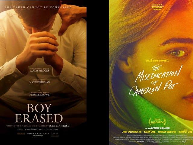 Anna Oscarin taistelu toivoa Gay Conversion Therapy Dramas alkaa!
