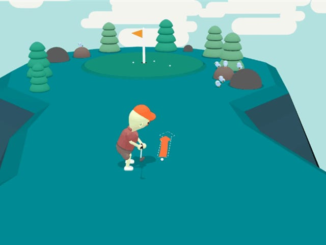A Golf Game For People Who Hate Golf