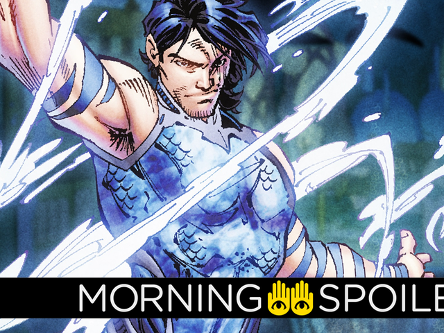 DC Universe's Titans Has Found Its Aqualad