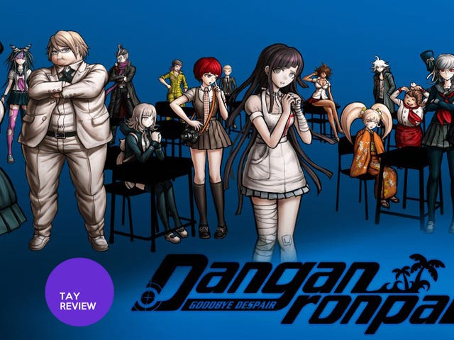 Danganronpa 2: Goodbye Despair: The TAY Review