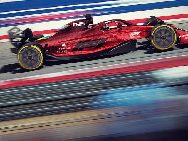 Pasukan Formula Satu Tidak Akan Bersedia Untuk Peraturan 2021 Hingga 2023