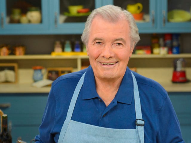 Jacques Pépin is one-quarter of the way to an EGOT
