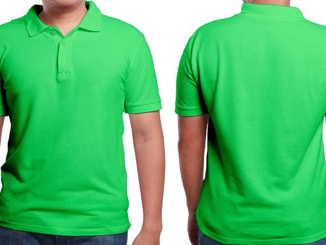 Laughing Green Shirt Guy ler for oss alle
