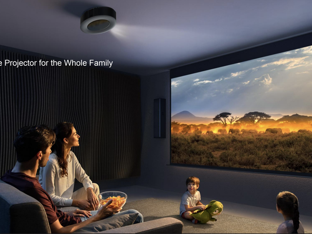 Anker's Coming For the Home Theater Projector Market In a Big Way