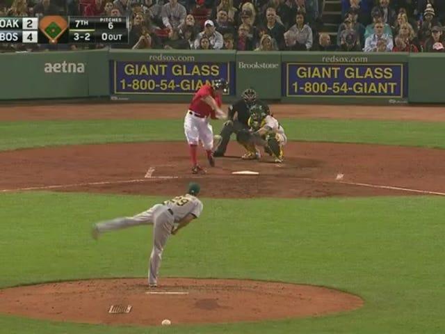 Ο Pat Venditte κάνει το ντεμπούτο του Major League, παίρνει τα Outs με τα δύο χέρια