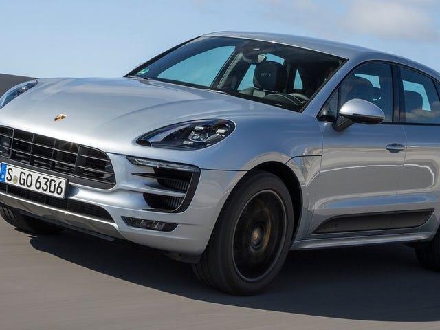 Porsche richiama alcuni Macani a causa di questo strano fenomeno conosciuto come 'sovrasterzo'