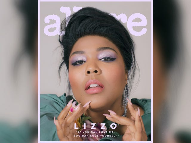 Pardon Me, Lizzo's AllureCover Is Incredible
