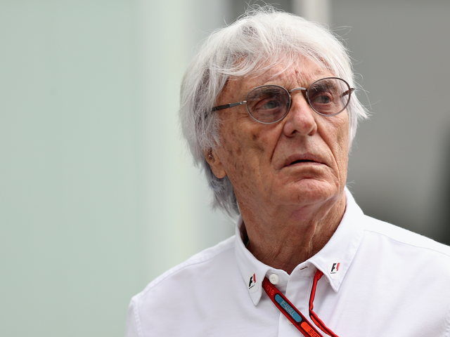 Bernie Ecclestone On Keeping His Job And The Future Of Formula One: We'll See