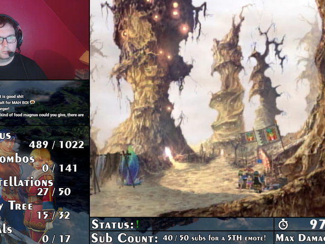 Baten Kaitos Speedrunner Loses 97 Hours Of Progress Due To A Single Item