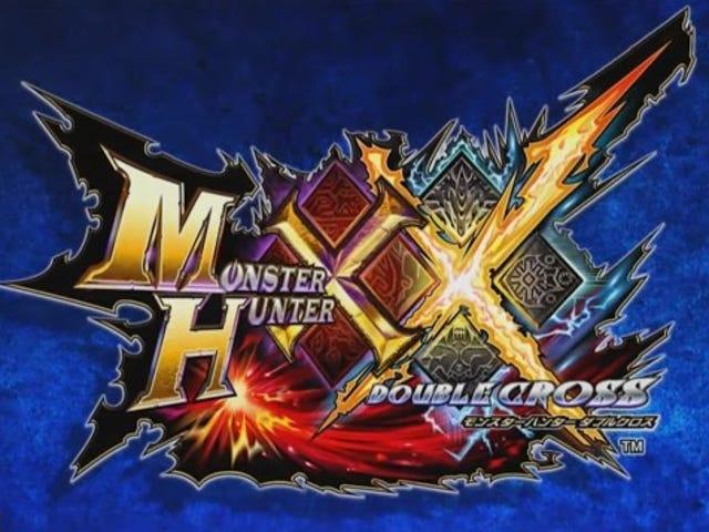Capcom annoncerede et nyt Monster Hunter spil